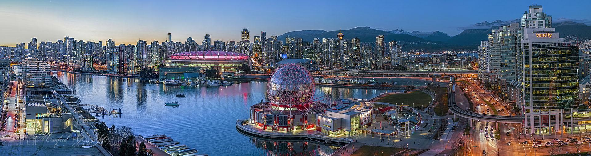 Vancouver SE TwilightV T235A