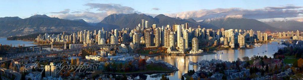 Vancouver Skyline 2010