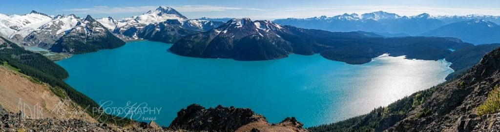 Garibaldi Lake in Whistler
