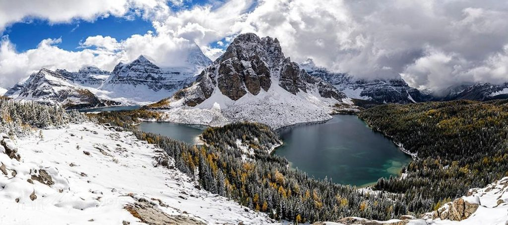 Majestic Mt. Assiniboine