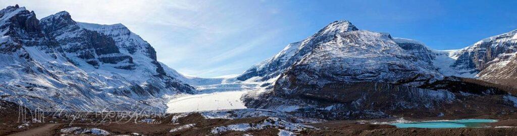 Athabasca Glacier 2013