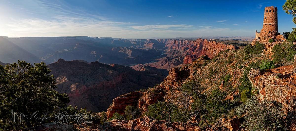 Grand Canyon Desert Views GC138A