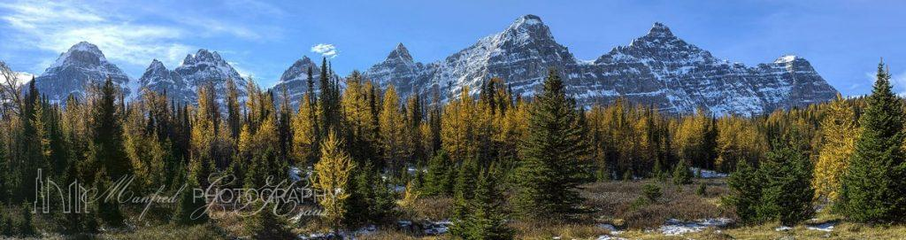 Ten Peaks Larch Valley