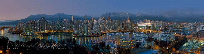 Vancouver False Creek Twilight VF060A