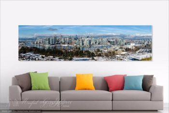 Vancouver In Snow 2017 VS395A Room View