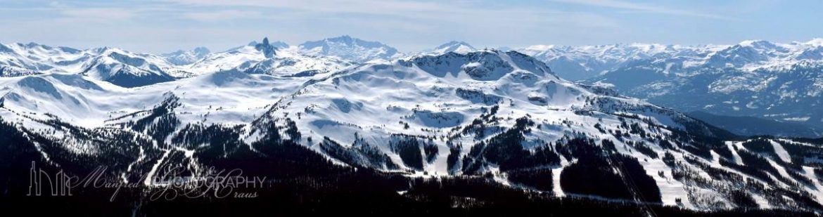 Whistler From Blackcomb WH028A