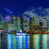 Vancouver Stanley Park Pano 2014