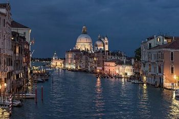 GrandCanal Venice Night CG339A