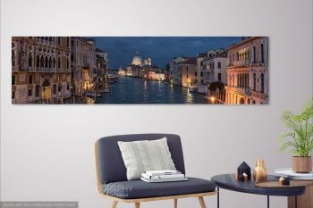 GrandCanal Venice Night CG339A Room View
