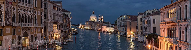 GrandCanal Venice Night CG339A