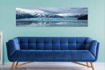 Hubbard Glacier Alaska Wide HG249A H Room View