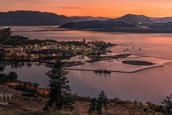 Kelowna Knox Mt Sunset KK430A