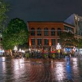 Maple Tree Square Gastown Night MS301A H