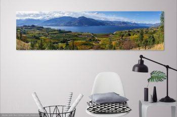 Okanagan Lake Fall OL391A Room View