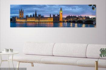 Parliament Building London PB164A H Room View