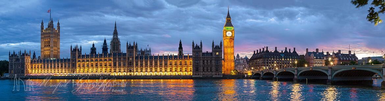 Parliament Building London PB164A H