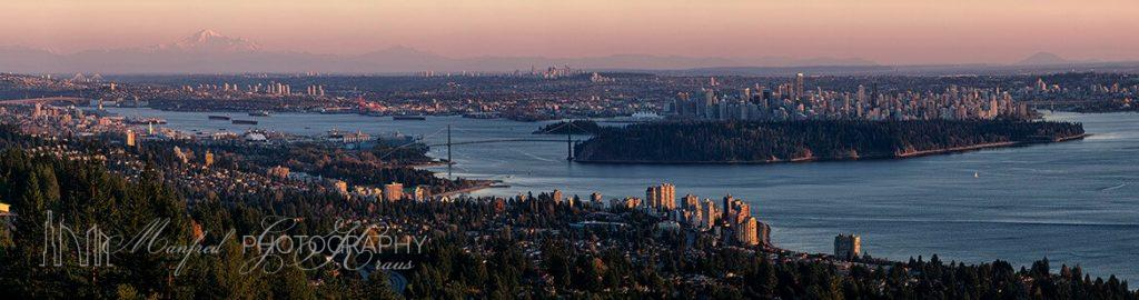 Vancouver Glow from Cypress