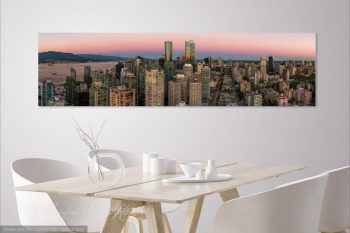 Vancouver Pink VP424A Room View