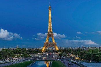 Eiffel Dusk ED314A