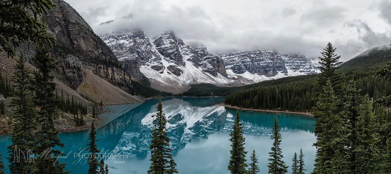 Moraine Lake Reflections ML387A