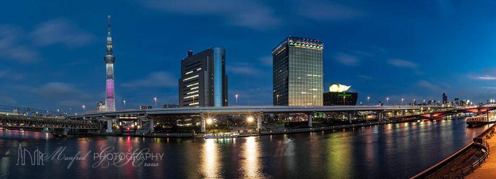 Tokyo Skytree Twilight