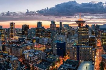 Vancouver Sunset Wide DS298A H