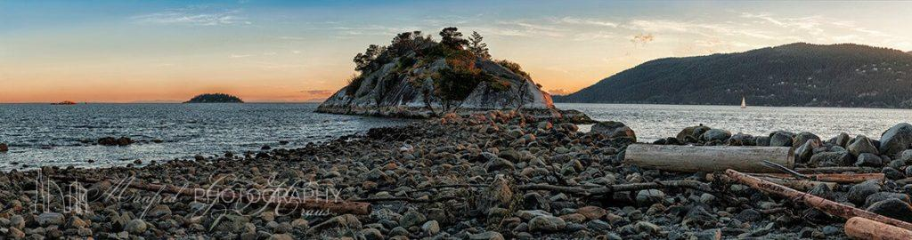 Whytecliff Park Sunset