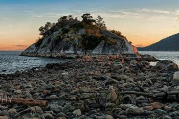 Whytecliff Park Sunset WP374A