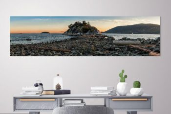 Whytecliff Park Sunset WP374A Room View