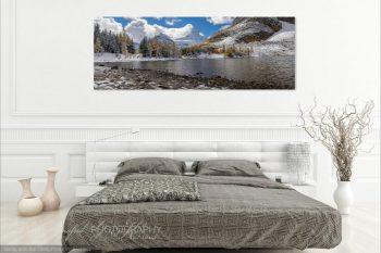 Assiniboine Sunburst Lake AS381A Room View