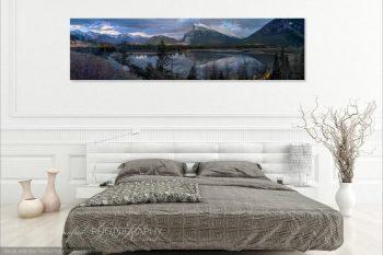Banff Night BN173A Room View