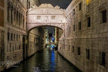 Bridge Of Sighs Venice BS332A