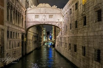 Bridge Of Sighs Venice BS332A