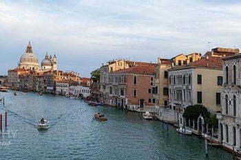 GrandCanal Venice From Accademia GA331A