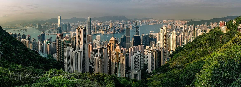 Hong Kong Dusk HK398A