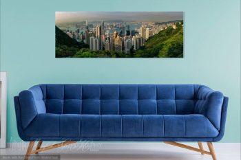 Hong Kong Dusk HK398A Room View