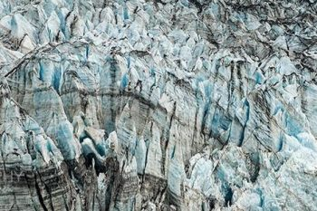 Lamplugh Glacier Detail LG255A