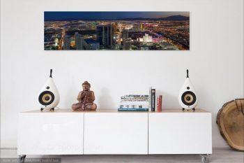 Las Vegas Pano LV130A Room View