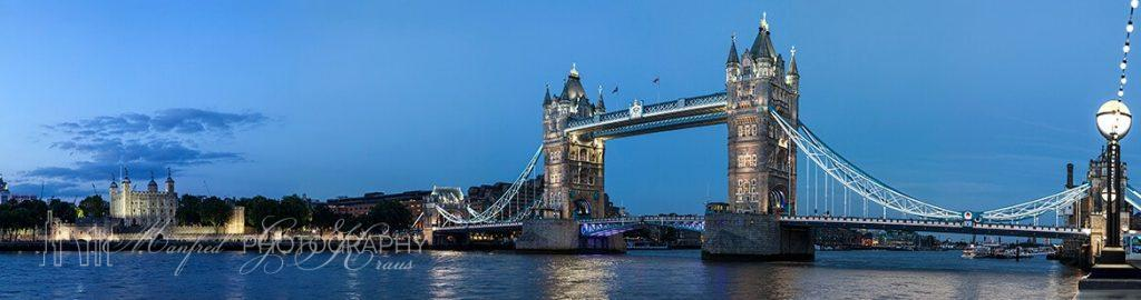 London Bridge Twilight