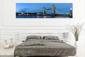 London Bridge Twilight LB222A Room View