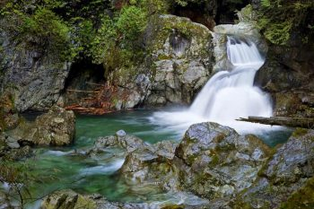 Lynn Canyon Twin Falls LC068A