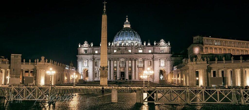 St. Peter's Basilica Panorama