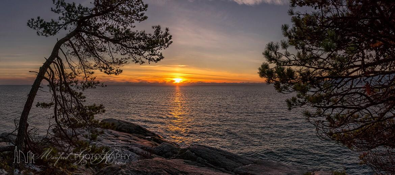Sunset Geargia Strait SG288A