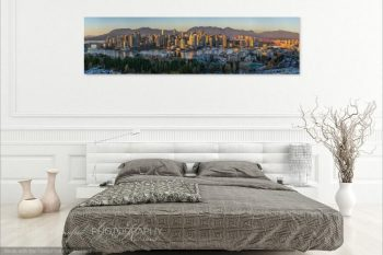 Vancouver Gold VG353A Room View