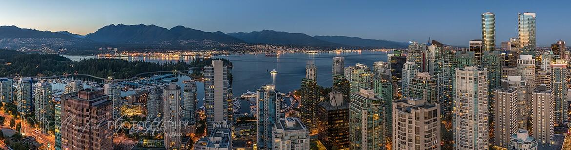 Vancouver Night Wide VN428A